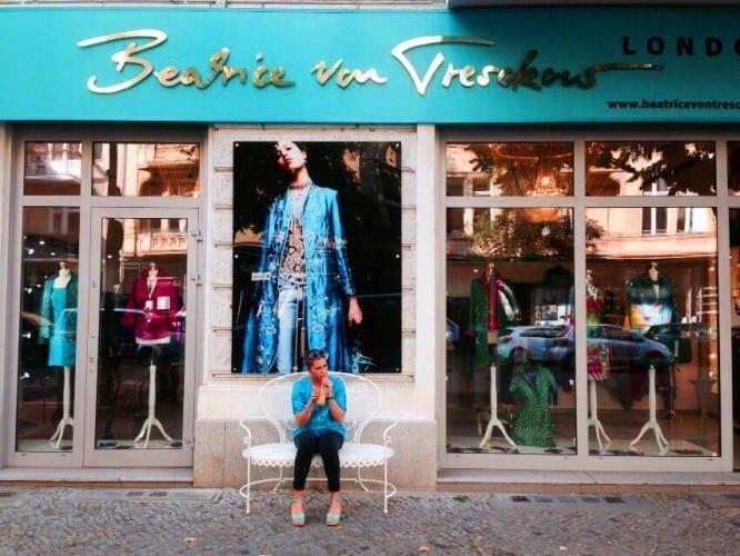 Beatrice von Tresckow Berlin Store